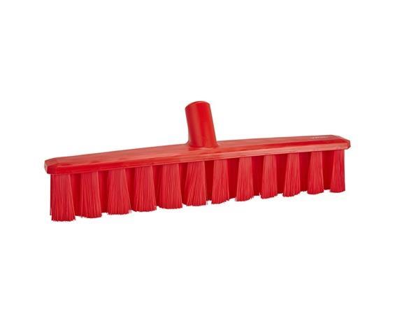 "Vikan 16"" UST Medium Push Broom"